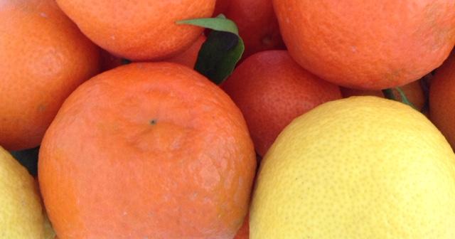 Els cítrics aporten vitamines i minerals i ajuden a pair